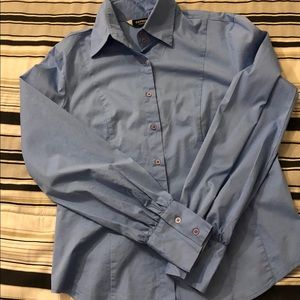 EXPRESS Women's long-sleeve shirt.Size 7/8